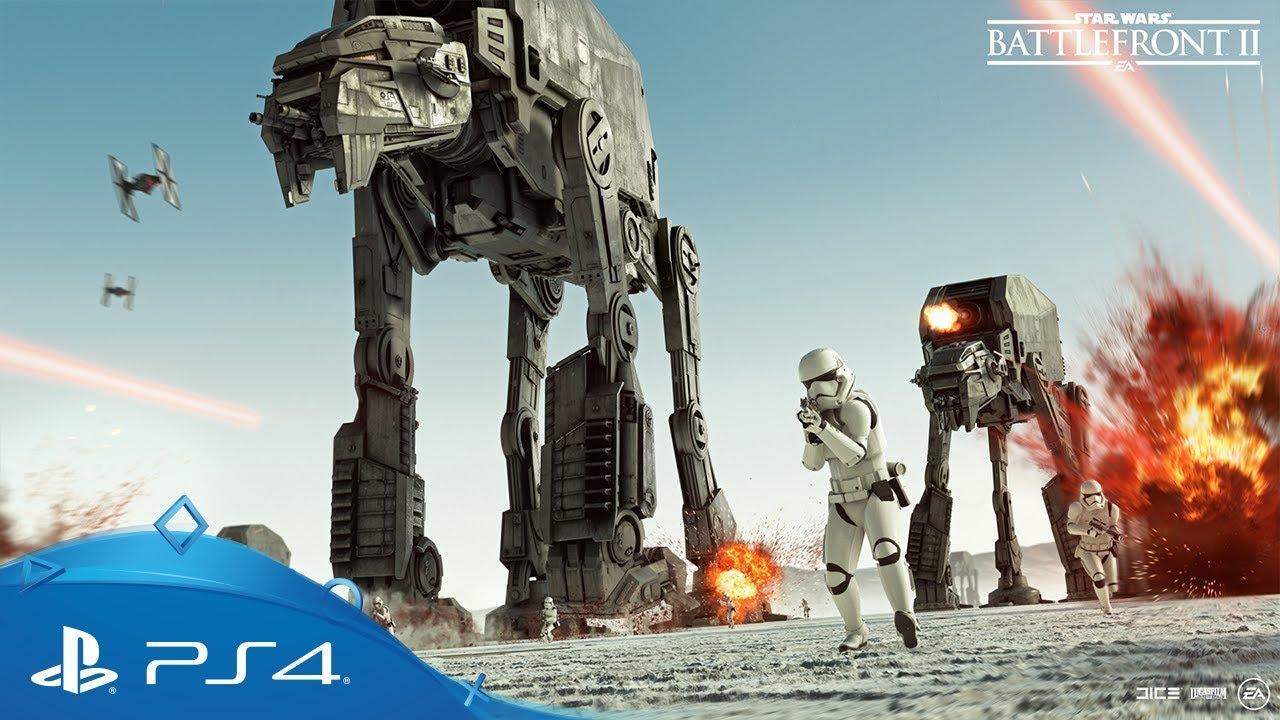 Star Wars: Gli ultimi Jedi arriva in Star Wars Battlefront II