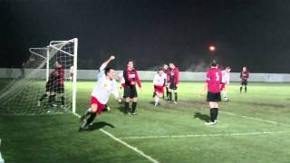 preview picture of video 'Buckley Town 2 - 2 Guilsfield - 1'