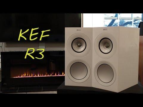 Z Review - KEF Q350 [Super Emo-Coaxial Monsters] - смотреть онлайн
