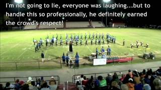 Embarrassing Marching Band Moment