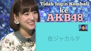 Haruka #1 - Alasan datang ke indonesia dan pendapatnya tentang Jakarta