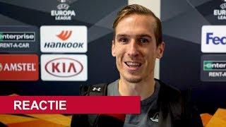 Reactie Wuytens | AZ - FC Astana | Europa League