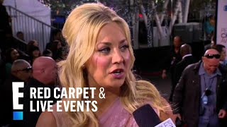 Interview sur le Tapis Rouge lors des People's Choice Awards