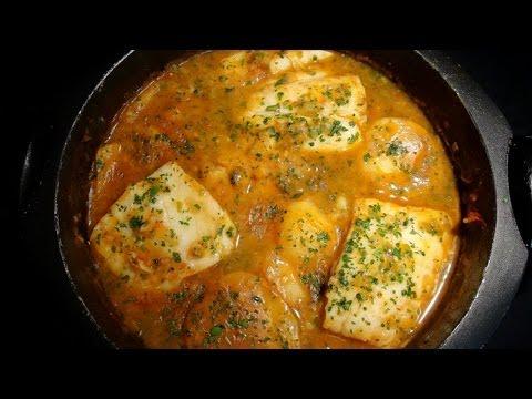 Guiso de bacalao con patatas