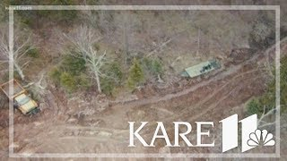 KARE 11 Investigates:  Construction equipment at polygamist property