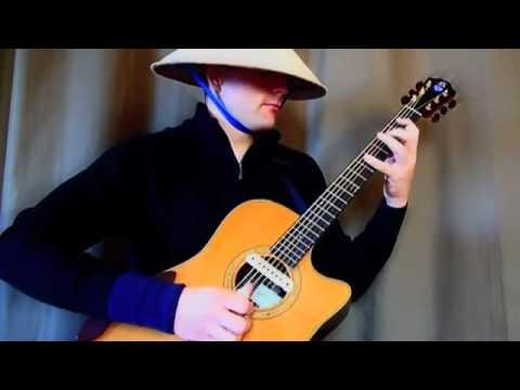 Đỉnh cao nghệ thuật chơi guitar đây