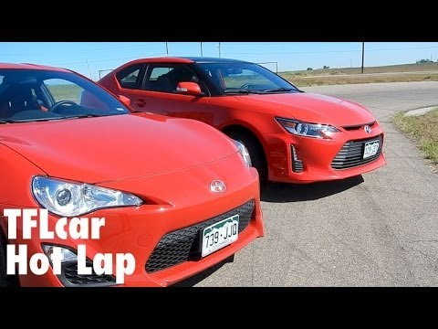 Scion 060 Times  Scion Quarter Mile Times  Scion FRS xB tC