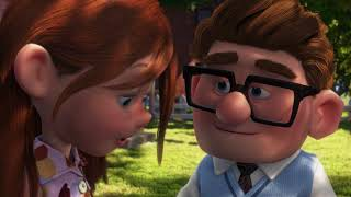 Pixar's Up Mashup - I Went To The Store One Day - Father John Misty