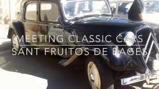 preview picture of video 'Meeting Classic Cars - Sant Fruitos de Bages'