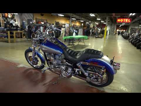 2009 Harley-Davidson Dyna® Super Glide® Custom in New London, Connecticut - Video 1