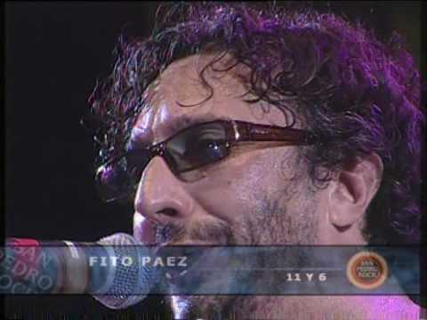 Fito Páez video 11 y 6 - San Pedro Rock II / Argentina 2004