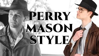 Perry Mason: Style Review (& How To Get The Look)