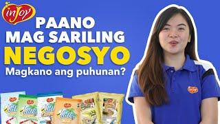 Paano magsimula ng business sa halagang 2K pesos? Paano gumawa ng carinderia business?   inJoy
