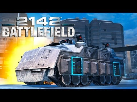 Gameplay de Battlefield 2142