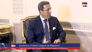 Exclusive: Interview with Amb. Omar Hilale of Morocco on Global Compact for Migration