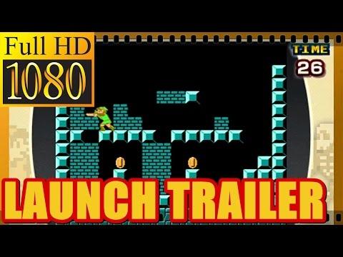 Видео № 0 из игры Ultimate NES Remix [3DS]