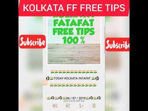 Download Kolkata Fatafat 05 07 2019 Naver Fail Tips Ank Video 3GP
