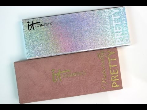 Naturally Pretty Essentials Matte Luxe Transforming Eyeshadow Palette by IT Cosmetics #10
