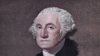 George Washington, First President of the United States - in Paintings and Memorials