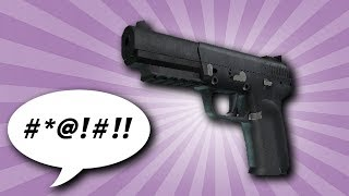 HOW TO USE THE F$#@ING FIVE SEVEN
