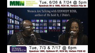 Women Are Talking with Kennedy Ross