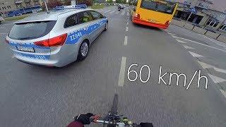 60 km/h Na Rowerze Elektrycznym