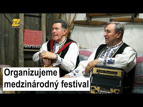 FOLKLÓR NA ZEMPLÍNE - Zemplínski heligonkári