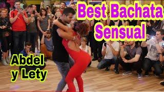 Abdel Y Lety _Toby Love Reflejo _bachata Dance 2019 HD _bachata Sensual