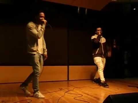 Cassius Key ft. Gaara (en vivo)