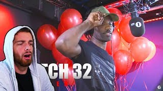 Wretch 32 Fire In The Booth Part 5 (Coldest Rapper Alive) | REACTION