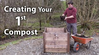 Simple Guide to Composting | How to Make Compost When You're New to Composting