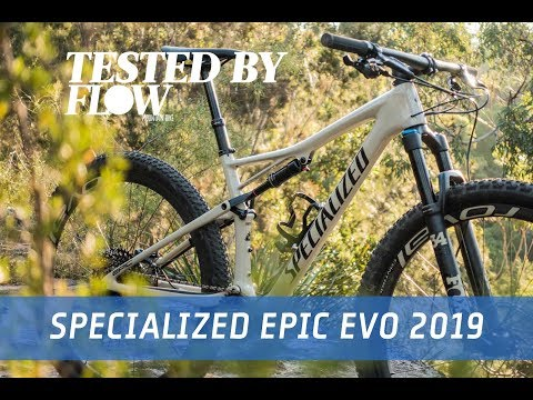 Specialized Epic Evo 2019 Review – Flow Mountain Bike