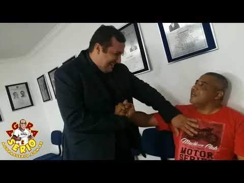 Tony declara apoio do PSDB ao Pré - Candidato a Prefeito Júlio Português