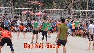 Bóng chuyền Thạch Quảng, Thạnh Thành 2019   Bán kết séc 4