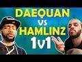 DAEQUAN VS HAMLINZ | PLAYGROUNDS 1v1 - (Fortnite Battle Royale)
