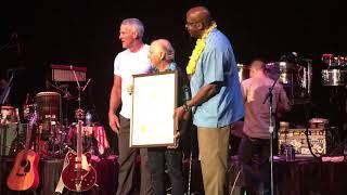 Jimmy Buffett '69 Alumni Hall of Fame Induction