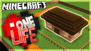 THE MOST SECURE HOUSE EVER! | One Life SMP #7