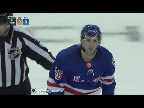 Vinni Lettieri vs. Scott Laughton