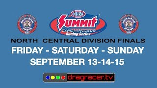 Summit Racing Series North Central Division Finals   Sunday