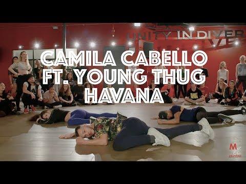 Camila Cabello - Havana ft. Young Thug   Hamilton Evans Choreography