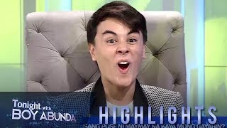 Twba Edward Barber Admits That Maymay Is His First Love