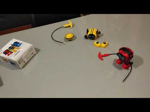 Banggood JJRC R7 Detachable Removable Gyroscopes Robot Toy