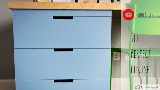 How To Get A Perfect Finish On Painted Projects