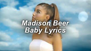 Madison Beer - Baby (Lyrics) - YouTube