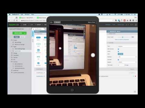 Build a Mobile App with Barcode Scanner in 5 Minutes – Max Katz