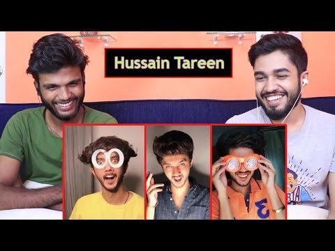 INDIANS react to Pakistani Muser Hussain Tareen | Funny Tik Tok Videos