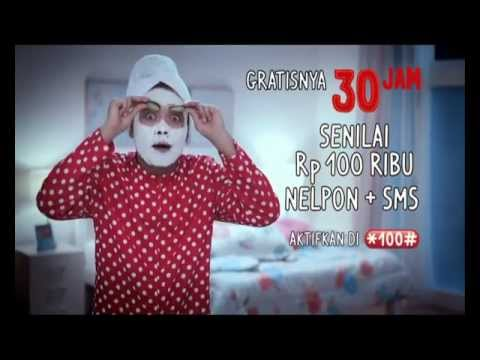 Video Kartu As WOOW Gratis 30 Jam
