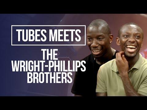 Tubes Meets Shaun & Bradley Wright-Phillips