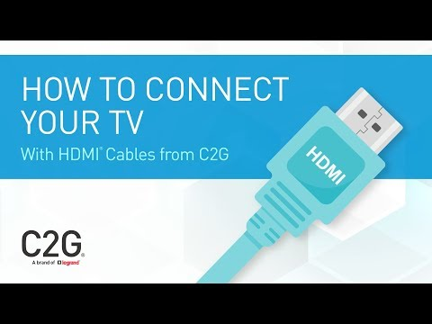 How to Connect TV to Blu-ray or DVD Player