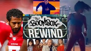 "Chris Brown, Colin Kaepernick and that ""Fade"" video on this week's Boombox REWIND"